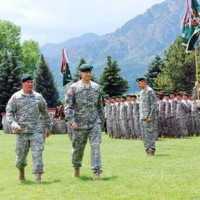 Fort Carson Soldiers Parade