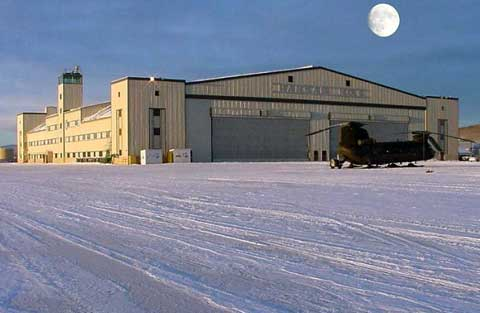 Fort Wainwright Military Base