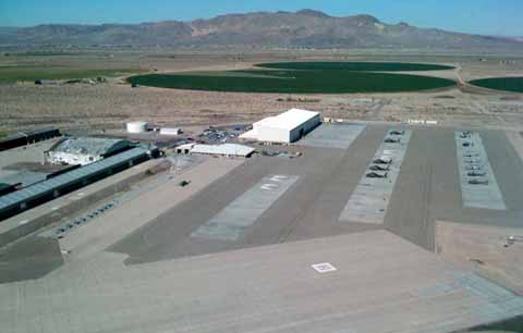 Mclb Barstow overview