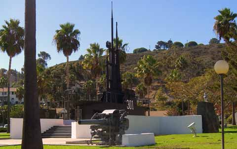 Naval Base Point Loma Monument
