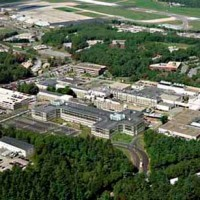 Areal View of Hanscom AFB