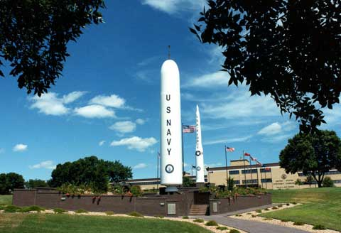 Offutt Air Force Base Monument