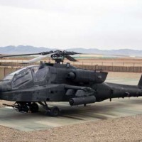Helicopter at Shindand Airbase