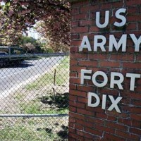 Sign of Fort Dix