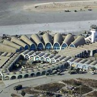 Terminal And areal View of Kandahar Airport
