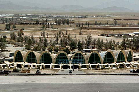 Kandahar Airfield/Airport Areal
