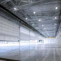 maintenance hangar of MCAS New River