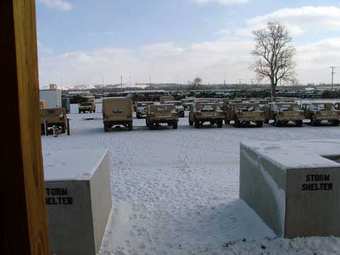 Fort Riley Transport