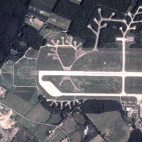 Overview of Geilenkirchen NATO Air Base
