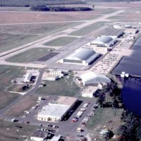 Areal View of Air Station Elizabeth City