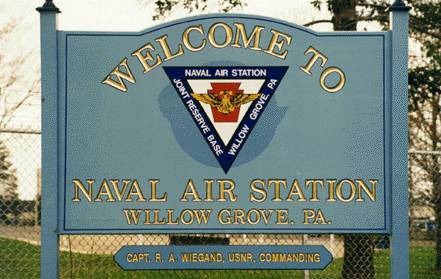 Willow Grove Sign