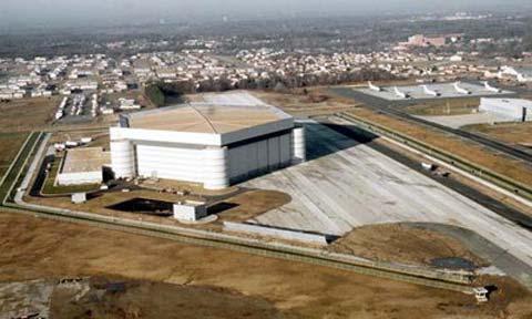 Andrews Air Force Base Main Hangar