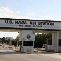 Naval Air Station Key West Front Entrance