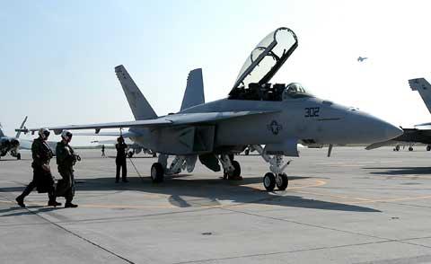 Naval Air Station Lemoore Military Plane