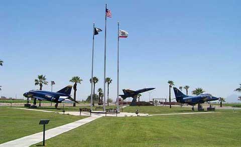 El Centro Military Plane Samples