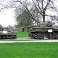 Old School Military Collection at Rock Island Arsenal