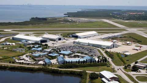 USCG Air Station Clearwater Full View
