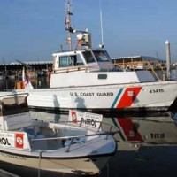 USCG Boats at Auxiliary 7th District