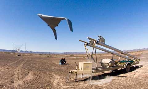 Yuma Proving Ground combat plane