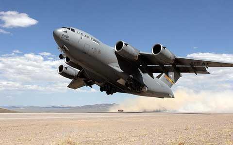Altus AFB and C-17