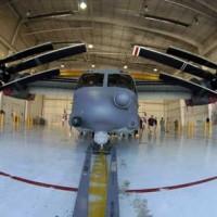 Cannon AFB - CV-22 Osprey tiltrotor aircraft