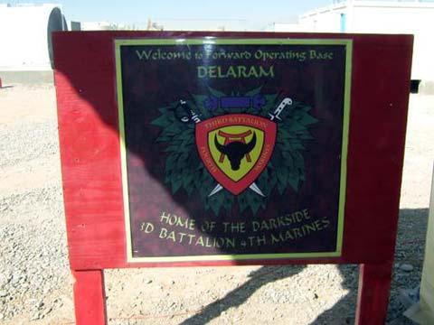 Sign of Fob Delaram