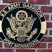 Sign of Fort Monmouth