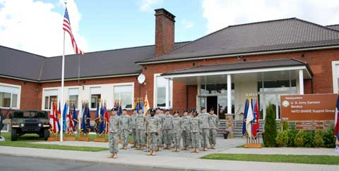US Army Garrison Benelux HQ