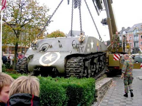 Garrison Benelux Tank