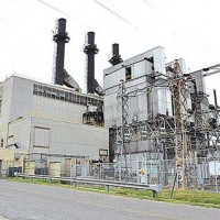 power plant at NSF Indian Head