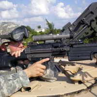 Fort Leonard Wood Soldier practice