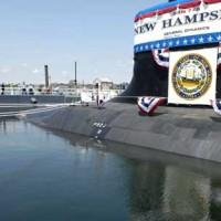 Submarine at Portsmouth Naval Shipyard