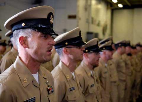 Soldiers of USCG Loran