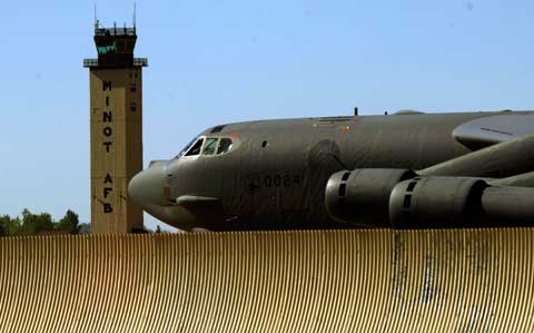 minot air force base