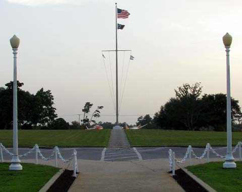 Naval Air Station Whiting Field Flag