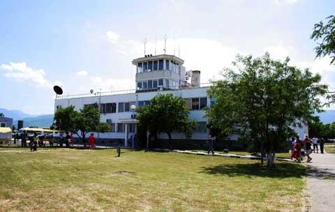 Graf Ignatievo Air Base