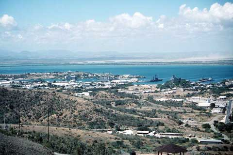 Guantanamo Bay Naval Base
