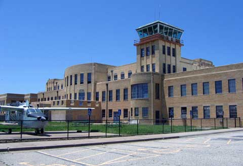 McConnell Air Force Base main Building