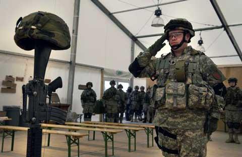 USAG Hohenfels Soldier
