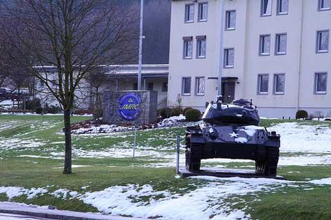 USAG Hohenfels Joint base