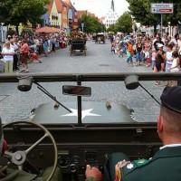 Soldiers trip near USAG Hohenfels