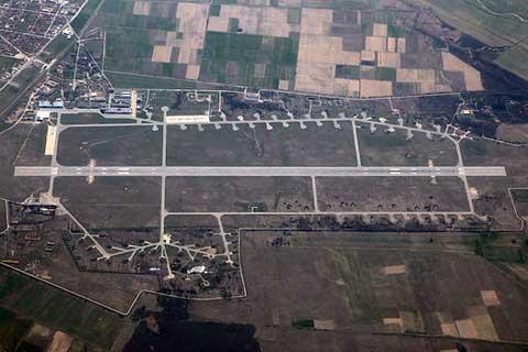 Overview of Graf Ignatievo Air Base