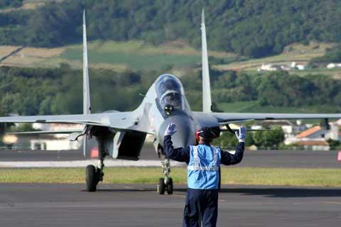 Lajes Field Planes