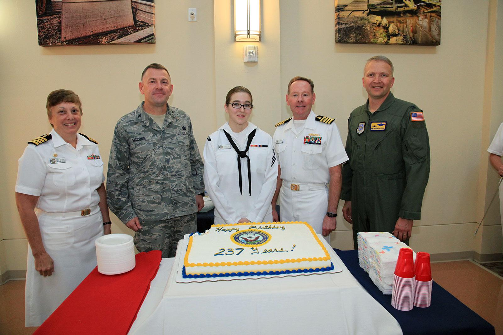 Naval Health Clinic Charleston