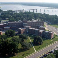 Naval Hospital Beaufort Building
