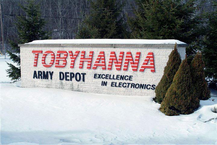 Tobyhanna army depot